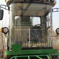 cosechadora de maíz de maíz cómo funciona