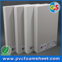 Panel rígido rígido del PVC de la hoja / del PVC / tablero rígido del PVC