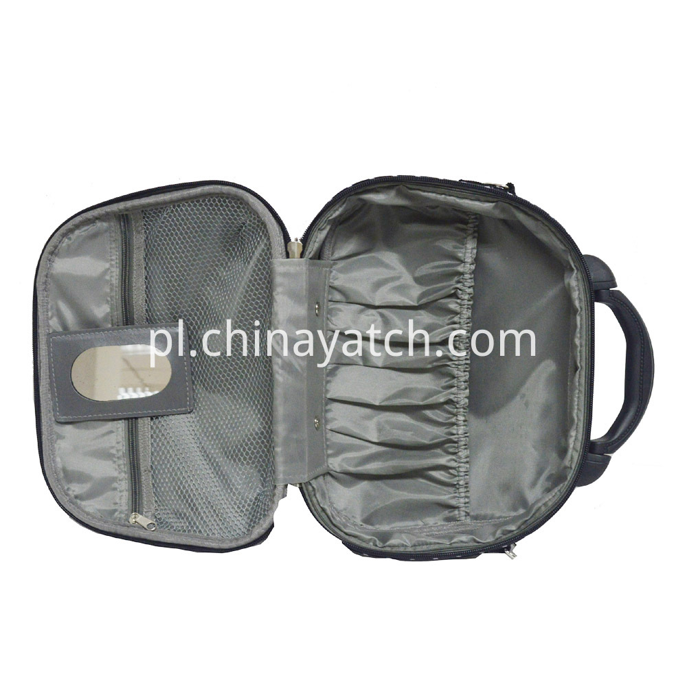 Etic Bag With Plastic Handle