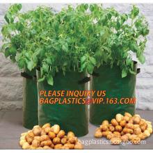 Multi Size PE Woven Fabric Yard Refuse Bag, 15 Gallon Inexpensive Lawn PE Grass Bag, 10 Gallon Durable Waterproof polyethylene G