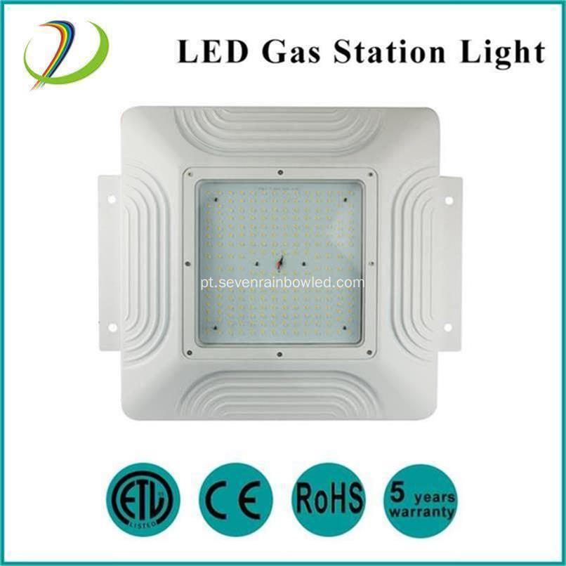 5 Anos de Garantia LED Gas Station Light 100W
