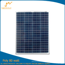 80W Poly Solar Panel with Good Price (SGP-80W)