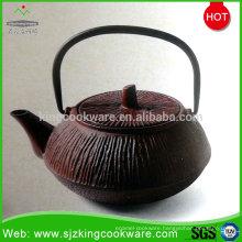 Tetsubin cast iron teapot enamel teapot