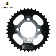 SCL-2012090432 428H-36T Rear Sprocket Motorcycle Transmission CD110 Motorcycle Rear Sprocket