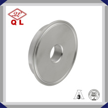3A 23BMP Acero Inoxidable Fitting Termómetro Clamp Cap