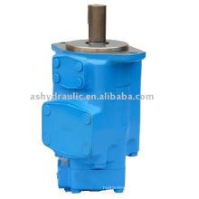 Vickers V series of 2520V,2525V,3520V,3525V,4520V,4525V,4535V double hydraulic vane pump