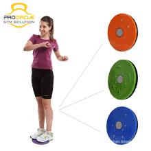 Form Übung Stabilität Gleichgewicht Taille Twist Übung