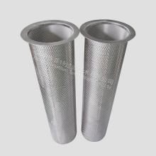 Aço inoxidável de FST-SS-PM Performated com o filtro de rede de arame