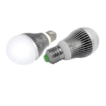 12W LED Bulb with E27 Aluminum Housing