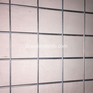 Hot mencelupkan Galvanized Welded Wire Mesh Panel