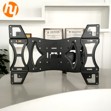 Capacidad de carga 75kg / 165lbs 180 Grados Sivel desmontable LED TV Wall Mount