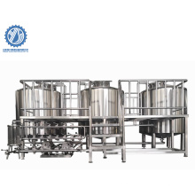 200l micro brewery beer machine 500L 5bbl brewhouse