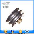 EX Precio de fábrica Repuesto de autobús de venta caliente 8103-06878 Rueda de tensión de aire acondicionado para autobús Yutong