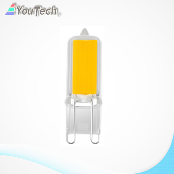 Dimmable 3W LED G9 Silicon Bulb