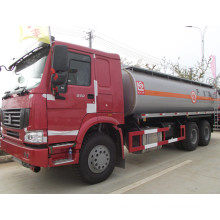 High Quality Sinotruck HOWO 20000 Liters Fuel Tank Truck for Sale