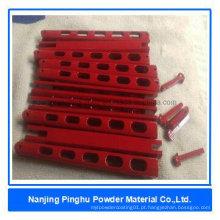 Revestimento de resina epóxi impermeável vermelho
