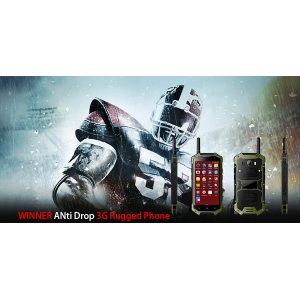 Tough Girl 3G Rugged Phone