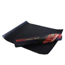 Food grade reusable BBQ grill mat