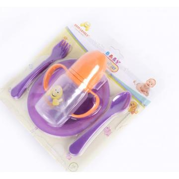 Baby Feeding Bottle Dinner Set