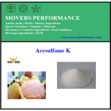 Beste Qualität Lebensmittelzusatzstoffe Süßungsmittel Acesulfam K Pulver