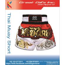 Fighter Muay Thai Short - Custom Made -100% Polyester