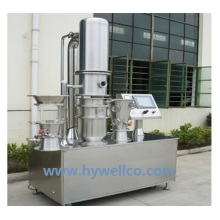 Lab Granulator & Coating Dryer