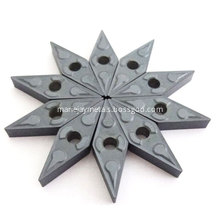 Tungsten Carbide Inserts for Metal Cutting