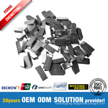 YG6 YG15 Carbide Tips for Auger