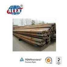 DIN Standard: DIN 536 Steel Rails (A55/A65/A75/A100/A120)