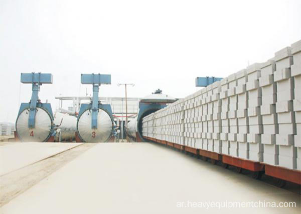 20000-100000 CBM AAC Block Production Plant