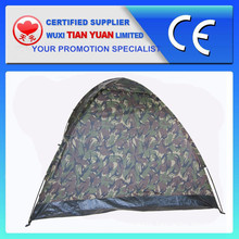 New Popular Camo Vestibule Camping Tent on Hot Sale