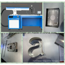 Advertising Word Laser Welding Machine for Solid Stainless Steel Characters