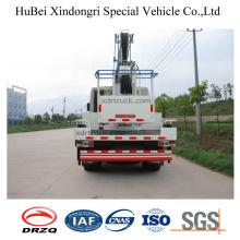 16m JAC Aerial Platform Truck with Isuzu Engine