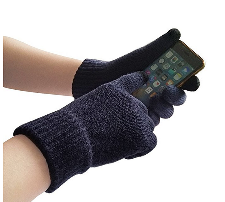 3 Fingers Touch Screen Gloves