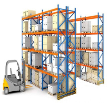 Racking of Pallet Storage for Industrial Warehouse