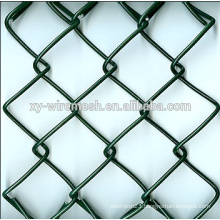 The Carton fair hot sale PVC coated chain link fence ( Factory )