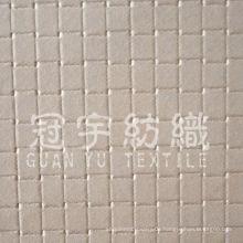 Geprägtes Sofa Stoff Polyester Nubukleder für Sofa