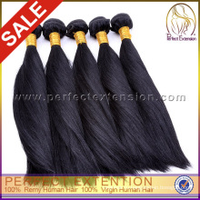 Двойные слои Zury ткет девственной бразильский прямые волосы