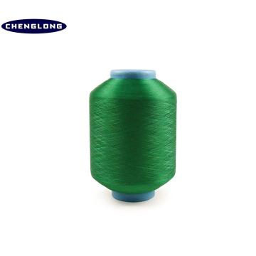 SCY 2075/36 Polyester bedecktes buntes Garn für das Nähen