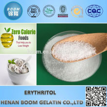 Natural no calorie sweetener erythritol