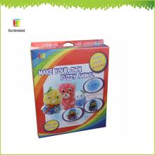 Fabricação de bonecas DIY, artesanato para crianças, Fabricação de bonecas e animais