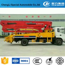 Camión de bombeo de hormigón de alta calidad en venta