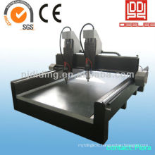gravestone marble multi-spindle cnc engraving machine