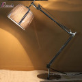 Doppelzimmer Rocker Arm Drehbare Nachttisch Hotel LED Tischlampe Lesen Beleuchtung für Schlafzimmer
