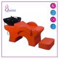 Shampoo Chair with Ceramic basin