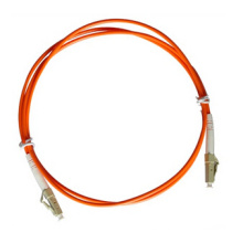LC / PC Simplex Cable de conexión de fibra de modo Muilti