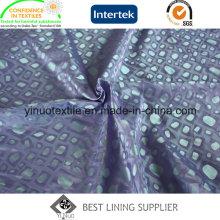 Stein Form 55% Polyester 45% Viskose Jacquard-Futter für Männer; S Kleidungsstück