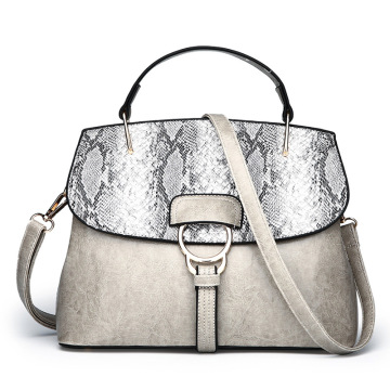 I più nuovi modelli Fashion Ladies Women Shoulder Handbag in pelle