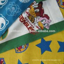 100% Baumwollstoff CD20 * CD30 74 * 60 - für Hemd, Bettlaken, Uniform aus Vietnam
