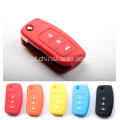 Red Blue Orange Eco-friendly Silicone Soft Car Protective Covers